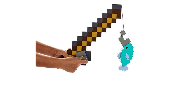 Fishing Rod Minecraft