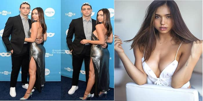 Alexis Ren And Noah Centineo Made Red Carpet Debut At UNICEF Halloween Ball As Couple