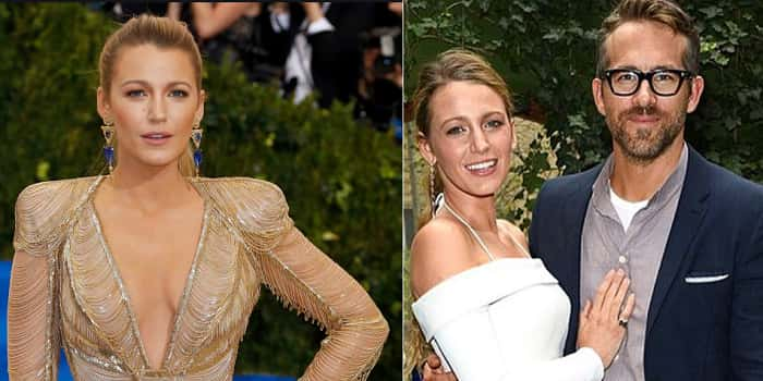 Blake Lively Deletes All Posts Of Her Official Instagram Account