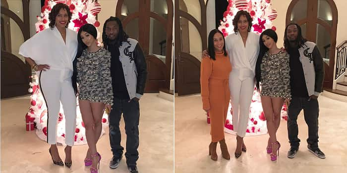Cardi B And Offset Shows Off New Dream House