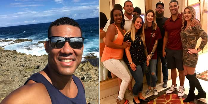 Jason Jordan Expecting First Baby With His Wife April Elizabeth
