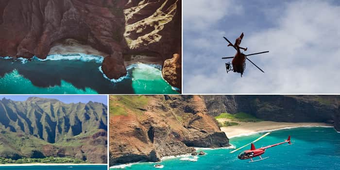 Tour Helicopter With 7 People Missing In Hawaii Coast