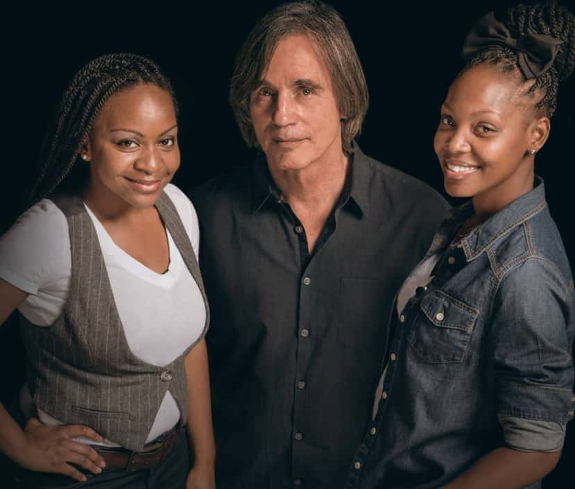 Jackson Browne Tests Positive For Coronavirus, Jackson Browne Infected After Annual Love Rocks NYC Concert In New York