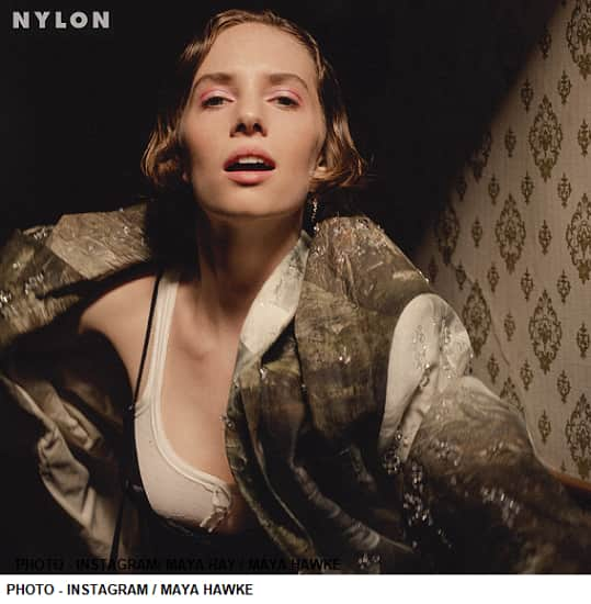 Maya Hawke Annoyed With Her Parents Generation,'Stranger Things' Star Maya Hawke Parents Generation 'Really F–Ked Us'