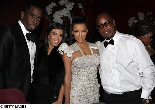 Andre Harrell Discovered Sean 'Puffy' Combs, Andre Harrell And Diddy