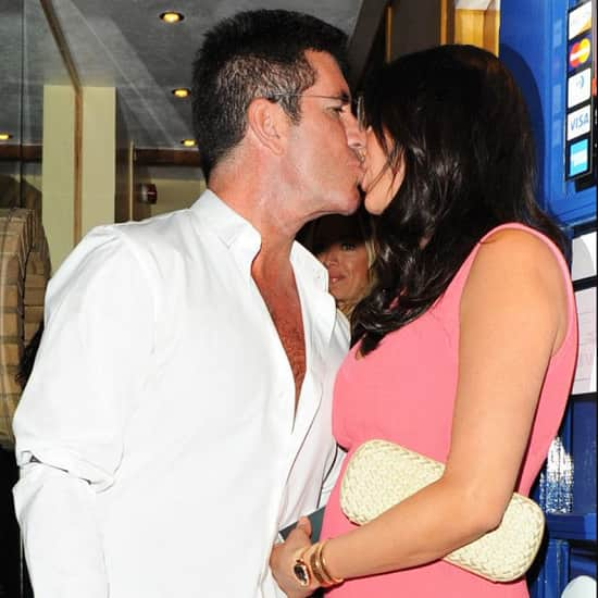 Simon Cowell's Relationship With Lauren Silverman Is Rumoured To Have Split, Simon Cowell And Girlfriend Lauren Silverman
