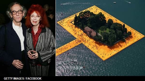 Christo And Jeanne-Claude, Bulgarian-Born Artist Christo, Wrapped And Monumental Outdoor Projects, Died Of Natural Causes