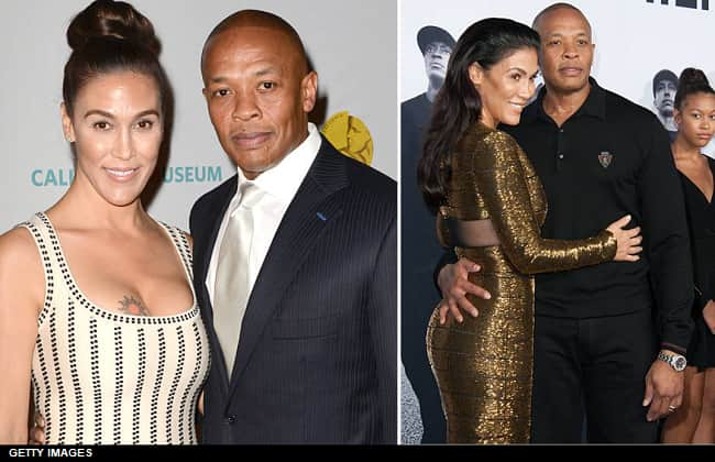 Dr. Dre's Wife Nicole Young Files For Divorce Citing Irreconcilable Differences