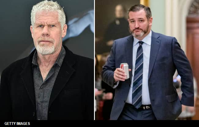 Ron Perlman Wants To Beat Up Ted Cruz For Black Lives Matter, After Twitter Spat With Rep. Matt Gaetz