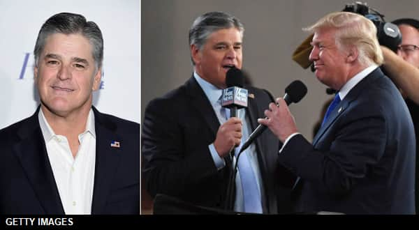 Sean Hannity And Jill Rhodes Secretly Divorced A Year Ago And Separated For Many Years