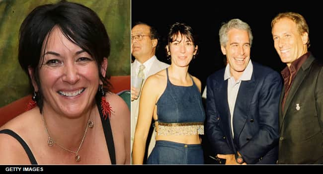 Former Jeffrey Epstein Companion Ghislaine Maxwell Arrested On Charges Related To Jeffrey Epstein