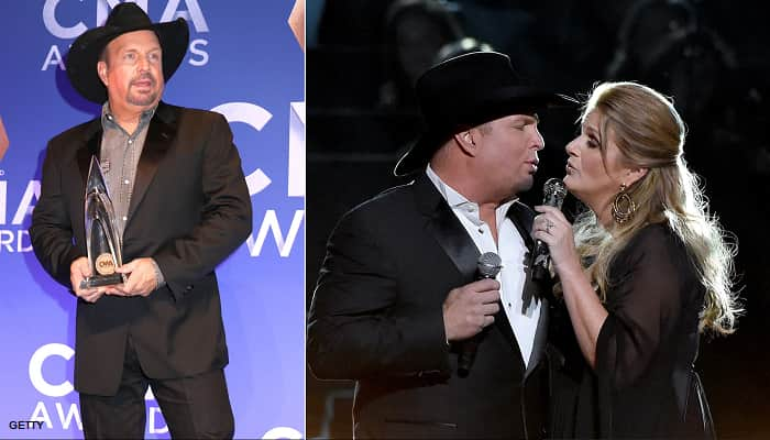 Garth Brooks Withdraws Himself From Running For CMA 'Entertainer Of The Year' Race After 7 Wins