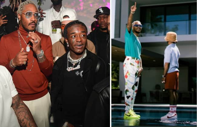 Lil Uzi Vert And Future Are Dropping A Collab Tape Tomorrow