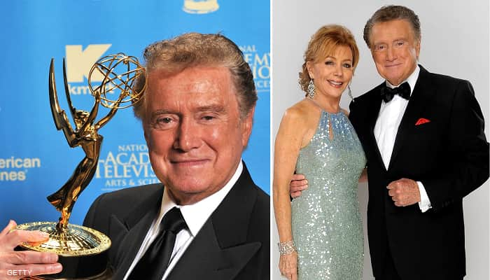 """Regis Philbin, Beloved TV Host Of """"Who Wants To Be A Millionaire,"""" Dies At 88"""