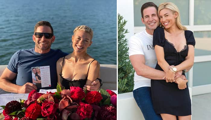 Tarek El Moussa And Heather Rae Young Are Engaged After One-Year Dating