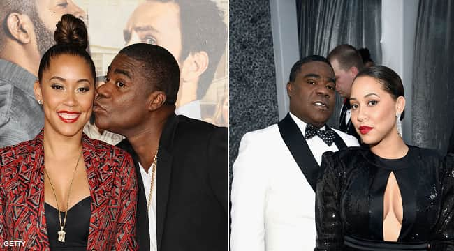 Tracy Morgan And Wife Megan Wollover Announce Divorce
