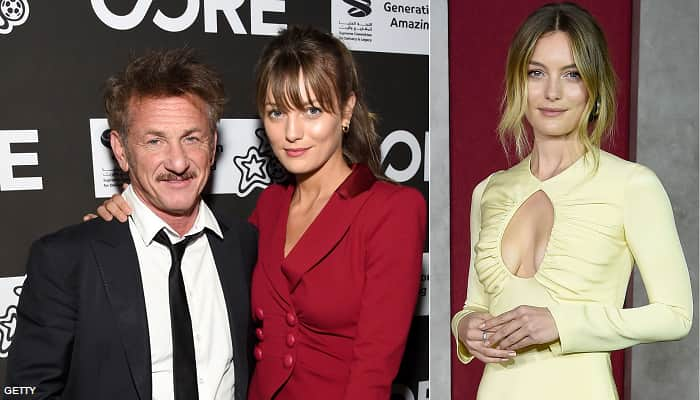 Sean Penn And Leila George Get Married In Secret Ceremony After Three Years Of Dating