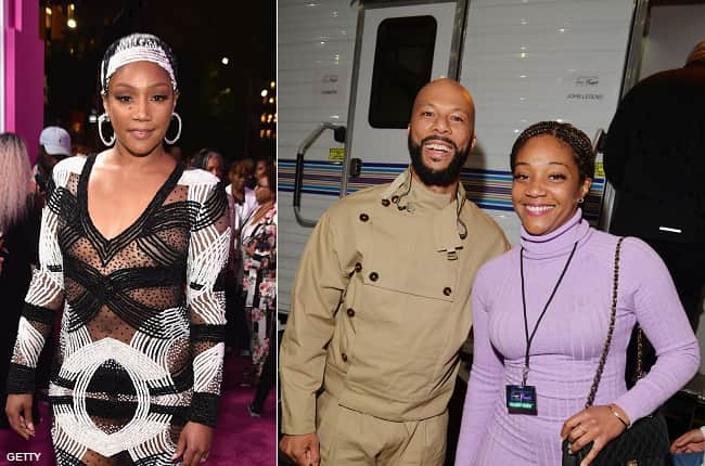 Tiffany Haddish Confirms Relationship With Common D Star News