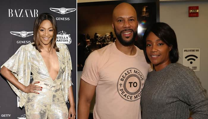 Tiffany Haddish Confirms She And Common Are Dating 'I Love Him'