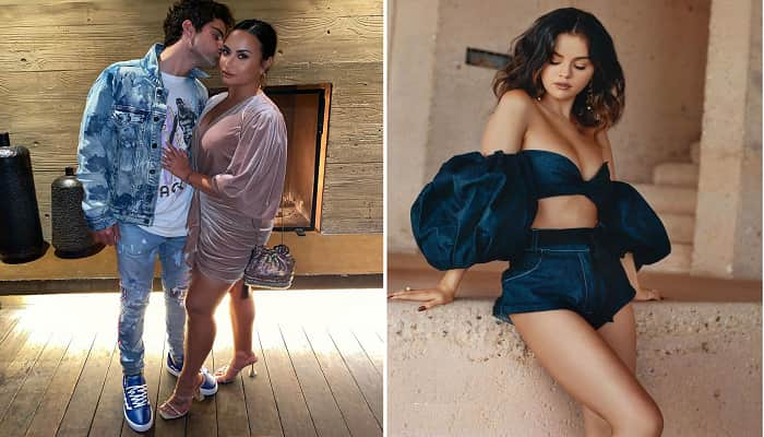 Demi Lovato Breaks Silence On Resurfaced Tweets Of Max Ehrich Thirsting Over Selena Gomez