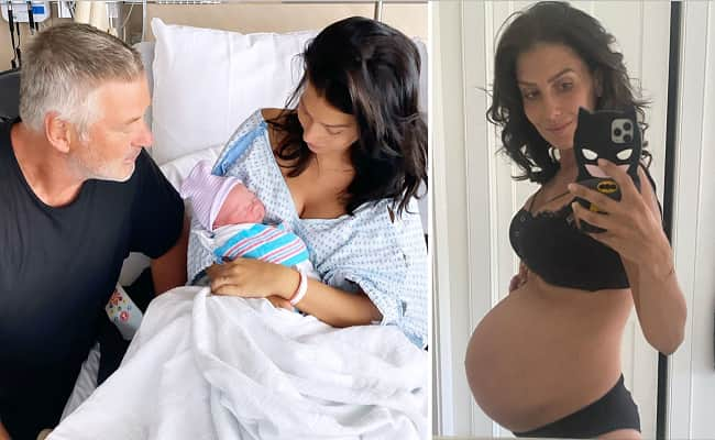 It's A Boy! Alec And Hilaria Baldwin Welcome Baby No. 5 Together