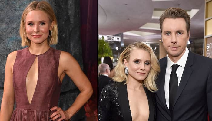 Kristen Bell Says She 'Walked In' On Daughters Drinking Non-alcoholic Beer During Zoom Class