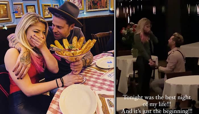 Alexa Bliss, Ryan Cabrera Get Engaged Exactly A Year After Their First Meeting
