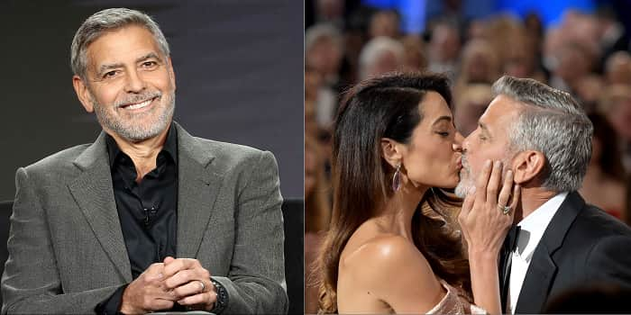George Clooney Reveals He Gave 14 Friends $1M Cash For Helping Him Before He Was Famous