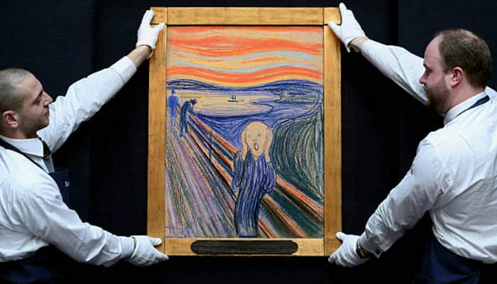 Edvard Munch Wrote A Hidden Message On 'The Scream'