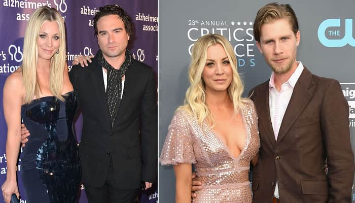 Johnny Galecki Had A Brilliant Response To Kaley Cuoco Implying Their Relationship Was Boring