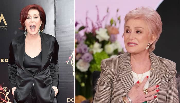 Sharon Osbourne Is Leaving The Talk After Controversy Surrounding Her Behavior