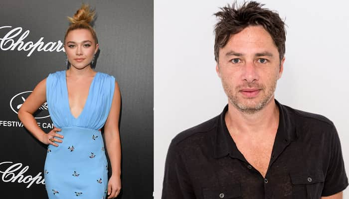 Florence Pugh Makes Our Hearts Sing With Rare Loved-up Tribute To Zach Braff On 46th Birthday