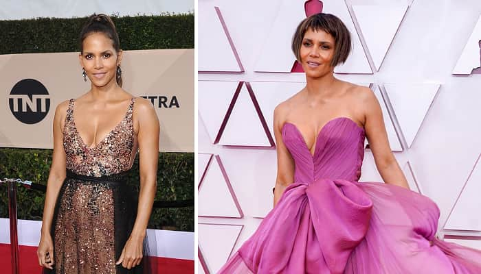 Halle Berry Just Responded To Criticism Of Her Controversial Oscars Look