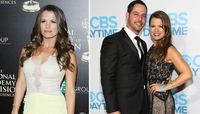 Melissa Claire Egan Is Pregnant, Expecting Baby Boy With Her Husband Matt Katrosar