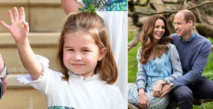 Princess Charlotte's Birthday As Royal Turns Six, New Picture Released