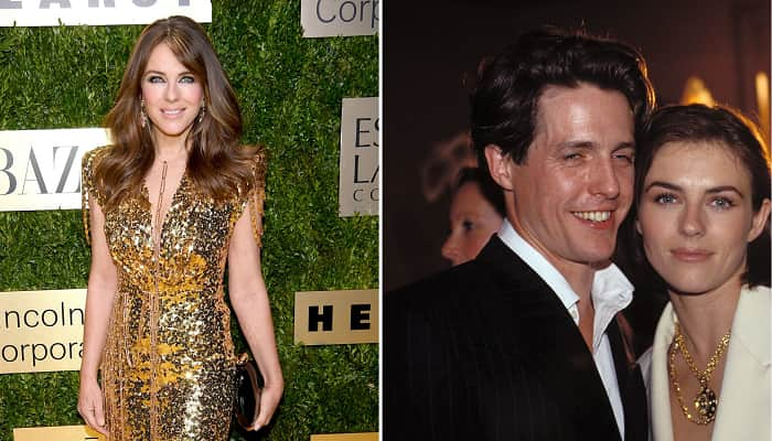 """Elizabeth Hurley Says She And Hugh Grant Are Still """"Extremely Good Friends"""""""