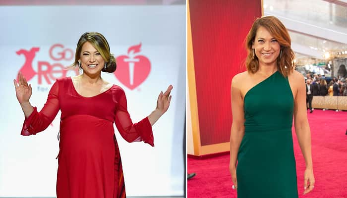 Good Morning America's Ginger Zee Hits Back At Twitter Troll Who Called Her Too Skinny