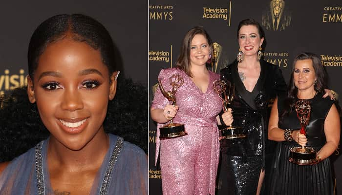 'The Queen's Gambit' And Netflix Dominate Night 1 Of Creative Arts Emmys