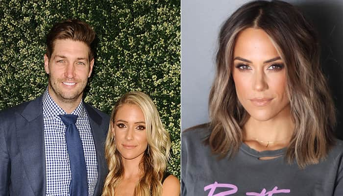 Jana Kramer Cozies Up To Jay Cutler In Their First Photo Together Amid Romance