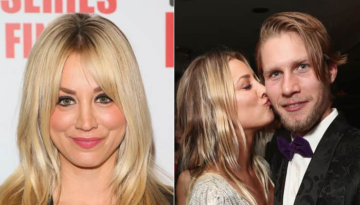 Kaley Cuoco And Husband Karl Cook Break Up After Three