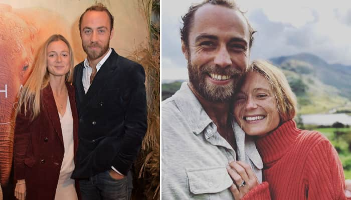 Kate Middleton's Brother James Middleton Gets Married In Intimate Ceremony