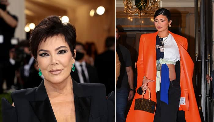 Kris Jenner Gushes Over Kylie's 'Great' Pregnancy At Met Gala