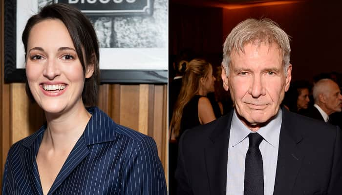 Phoebe Waller-Bridge 'To Replace Harrison Ford As Female Indiana Jones'