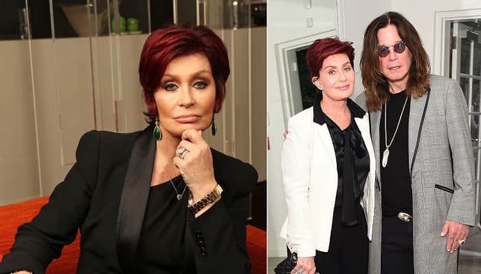 Sharon Osbourne Says She And Husband Ozzy Used To Beat Each Other