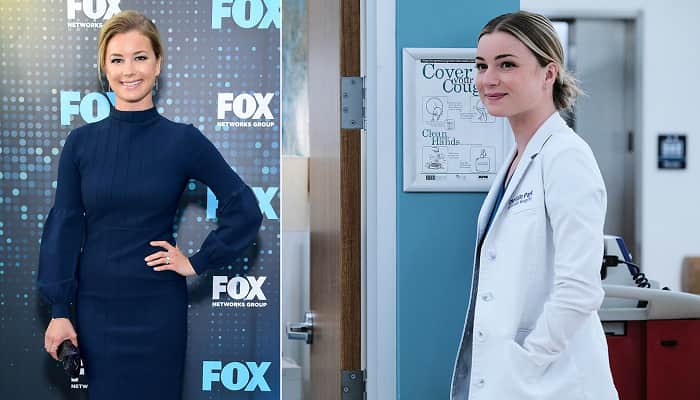 Emily VanCamp Discusses Her 'Bittersweet' Exit From The Resident