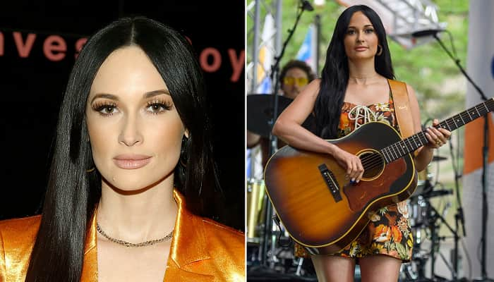 Kacey Musgraves Wears Only Her Boots And Guitar During 'SNL' Performance